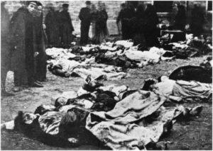 Жертвы кишеневского погрома 1903 года