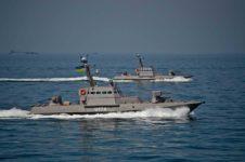 Украинские военне катера