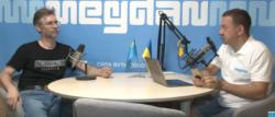 Сергей Бережной и Айдер Муждабаев на Meydan FM