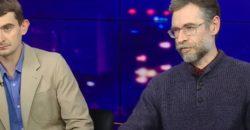 Сергей Пархоменкл и Сергей Бережной, телеканал ATR
