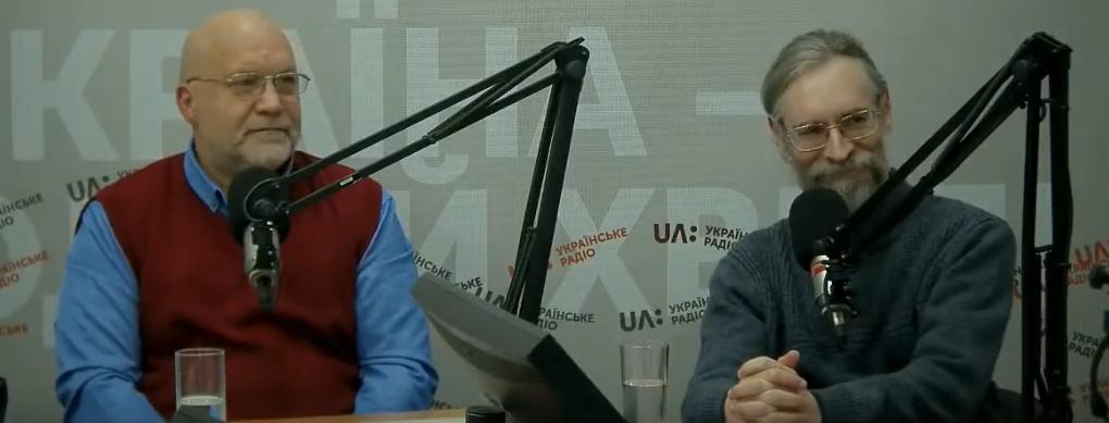 Сергей Сорока и Сергей Бережной