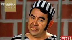 Джимми Моралес в одном из телевизионных скетчей